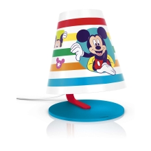 Philips 71764/30/16 - LED dětská lampa DISNEY MICKEY MOUSE 1xLED/3W/230V