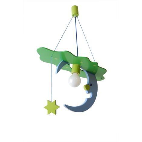 28196 - Dětský lustr Měsíc