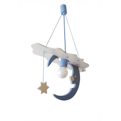 28199 - Dětský lustr Měsíc