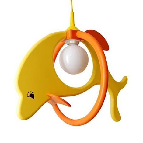 28205 - Dětský lustr Delfín