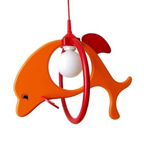28206 - Dětský lustr Delfín