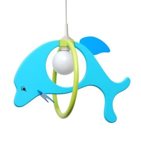28209 - Dětský lustr Delfín