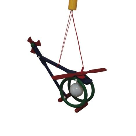28231 - Dětský lustr Helikoptéra