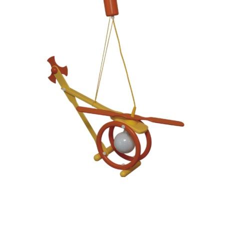28233 - Dětský lustr Helikoptéra