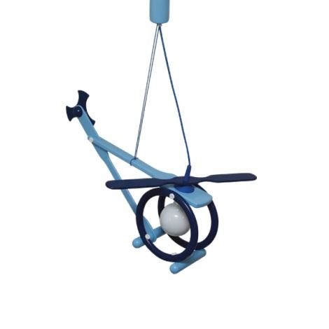 28235 - Dětský lustr Helikoptéra