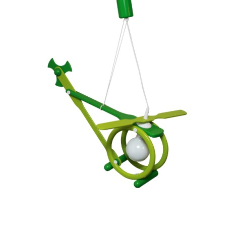 28236 - Dětský lustr Helikoptéra