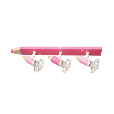 28257 - Dětské stropní svítidlo Pastelka