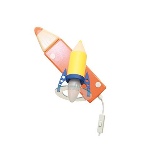 28289 - Dětské nástěnné svítidlo Pastelka