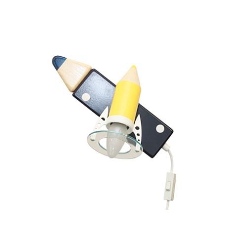 28291 - Dětské nástěnné svítidlo Pastelka