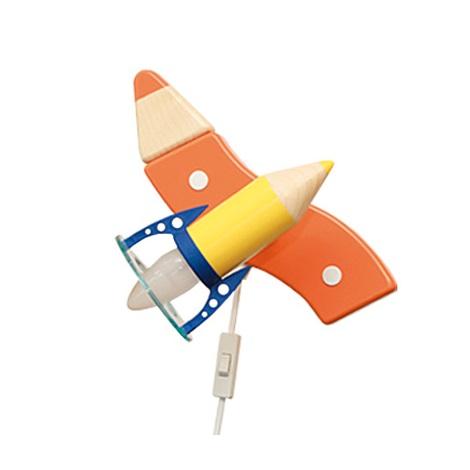 28305 - Dětské nástěnné svítidlo Pastelka