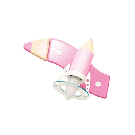 28306 - Dětské nástěnné svítidlo Pastelka