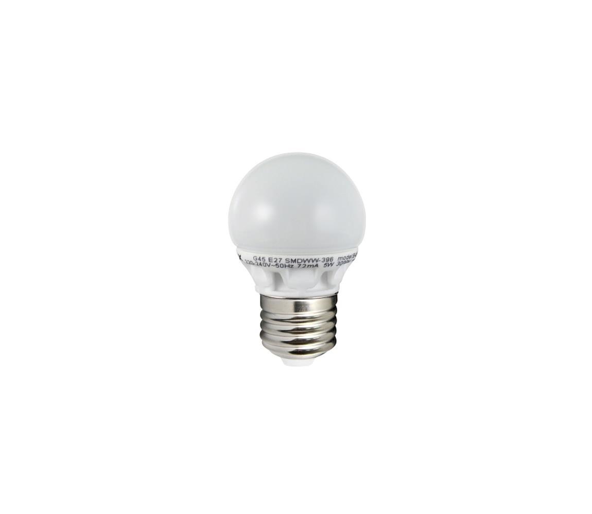 Polux 301031 - LED žárovka E27/5W/230V SA0165