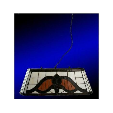 302302-24 - Závěsné svítidlo TIFFANY CLASSIC 2xE27/60W
