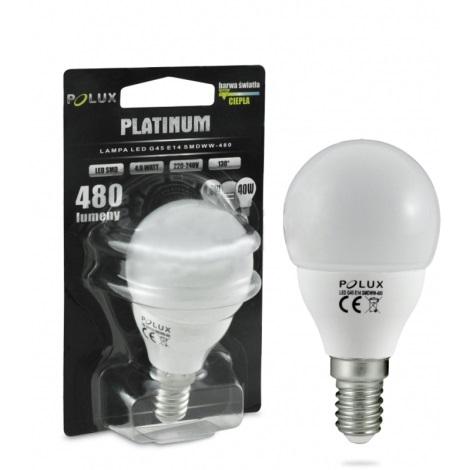 303134 - LED žárovka E14/4,9W/230V