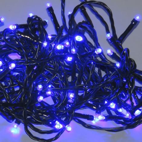 30557 - Vánoční řetez venkovní 10m LED/3,3W/230V