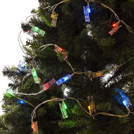 31370 - Vánoční řetez vnitřní 3m LED/3,5W/230V