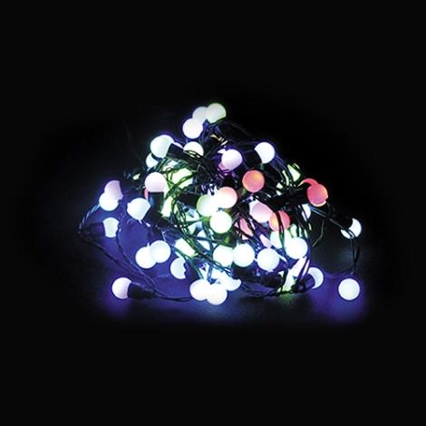 31509 - Vánoční řetez venkovní 10m LED/4,8W/230V