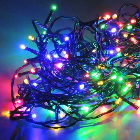 31578 - Vánoční řetez venkovní 17,9m LED/5,4W/230V