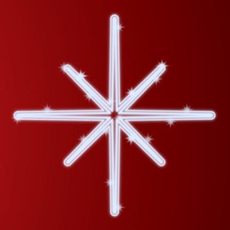 31653 - Vánoční dekorace LED/7,2W/230V