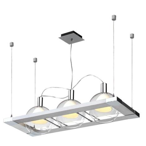 452888 - Závěsné svítidlo CARMINA 3xE14/60W