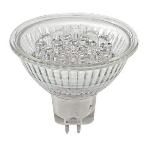 52623 - LED žárovka GU5,3 LED/1,2W/12V