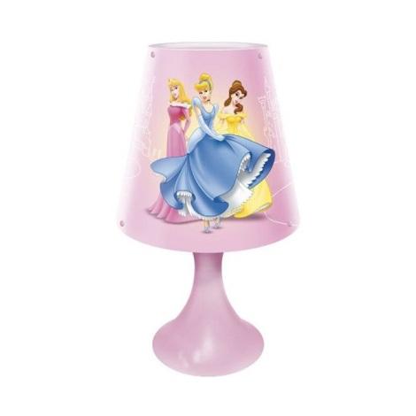 87111 Dětská stolní lampa PRINCESS 1xG24q