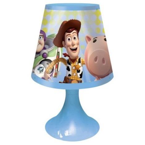 87155 Dětská stolní lampa TOY STORY 1xG24q/10W