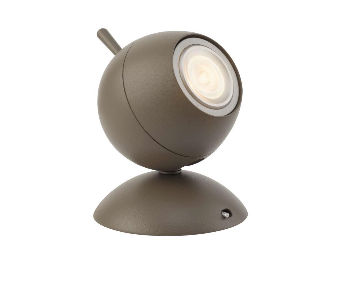 dotekova stolni lampa se stmivacem. Black Bedroom Furniture Sets. Home Design Ideas