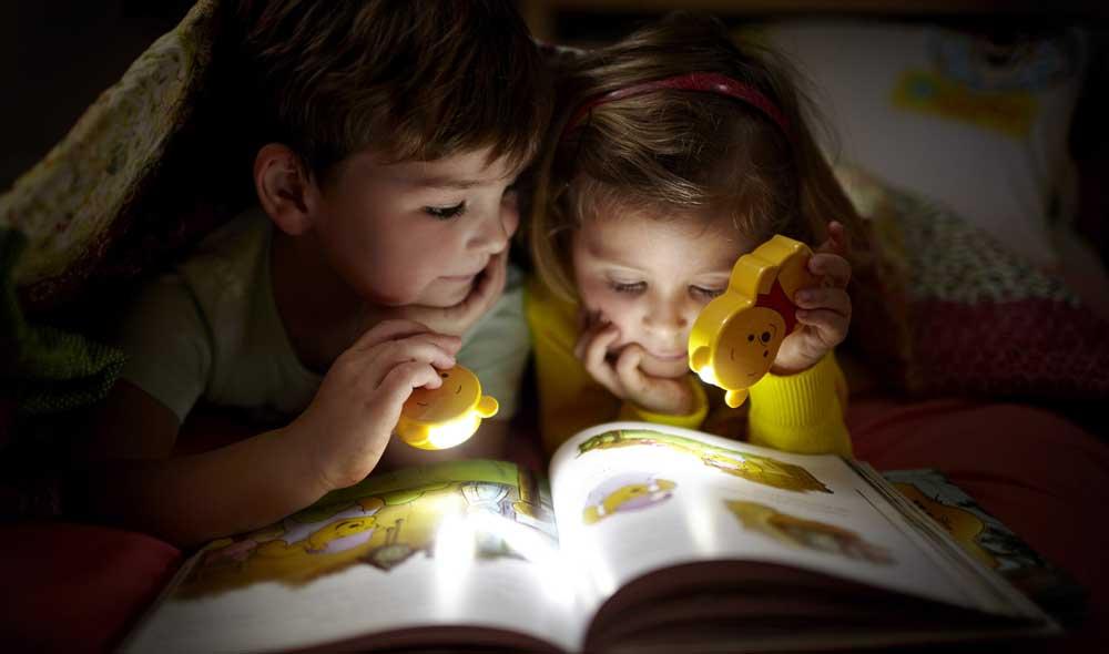 dětské lampičky
