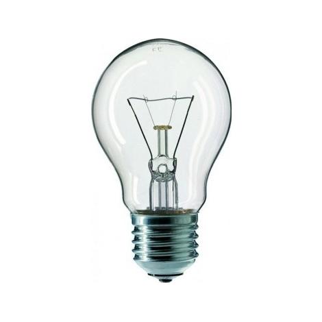 AGR CLEAR žárovka E27/75W/240V