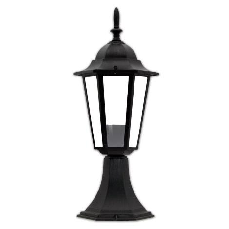 ALU1047P1B - Venkovní lampa LIGURIA E27/60W/230V černá