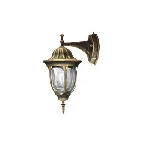 ALU3118DP - Venkovní nástěnné svítidlo FLORENCE E27/60W/230V