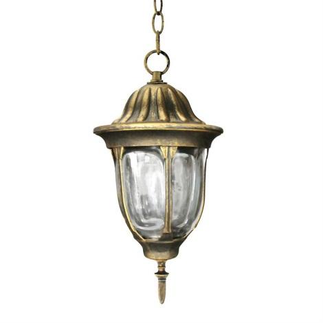 ALU3118HP - Venkovní lustr FLORENCE E27/60W/230V