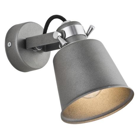 Argon 3177 - Nástěnné svítidlo KONGO 1xE27/60W/230V