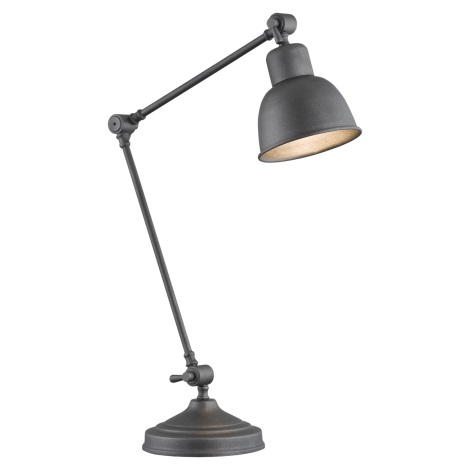 Argon 3195 - Stolní lampa EUFRAT 1xE27/60W/230V