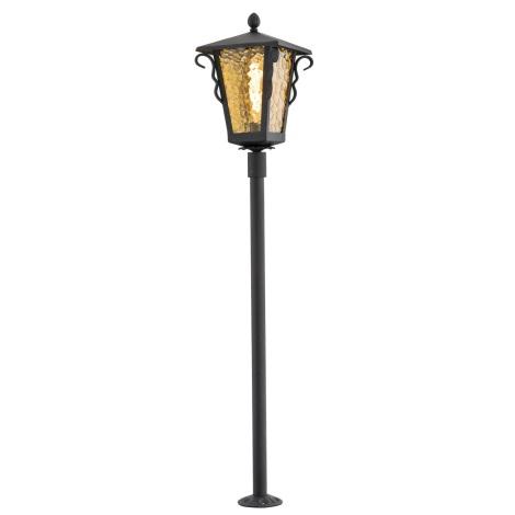 Argon 3282 - Venkovní stojací lampa SANDOMIERZ 1xE27/60W/230V