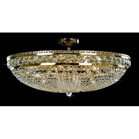 Artcrystal PCB052400012 - Stropní svítidlo 12xE14/40W