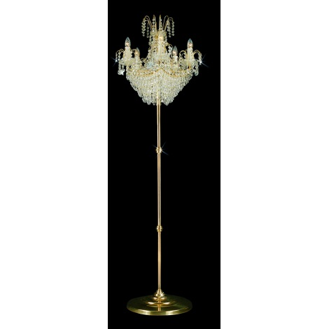 Artcrystal PFB051600005 - Stojací lampa 5xE14/40W