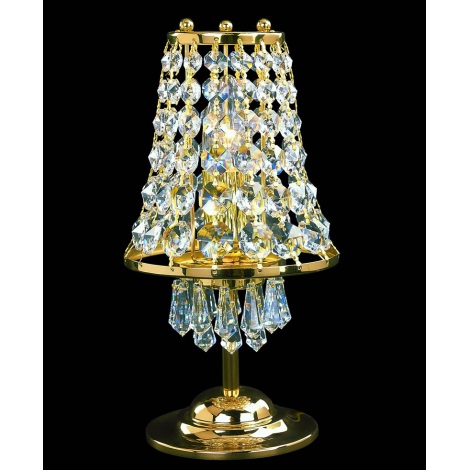 Artcrystal PTB112200001 - Stolní lampa 1xE14/40W