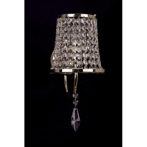 Artcrystal PWB042204001 - Nástěnné svítidlo 1xE14/40W