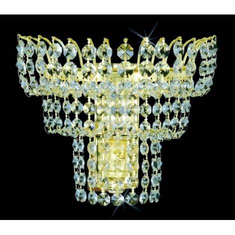 Artcrystal PWB050602001 - Nástěnné svítidlo 1xE14/40W