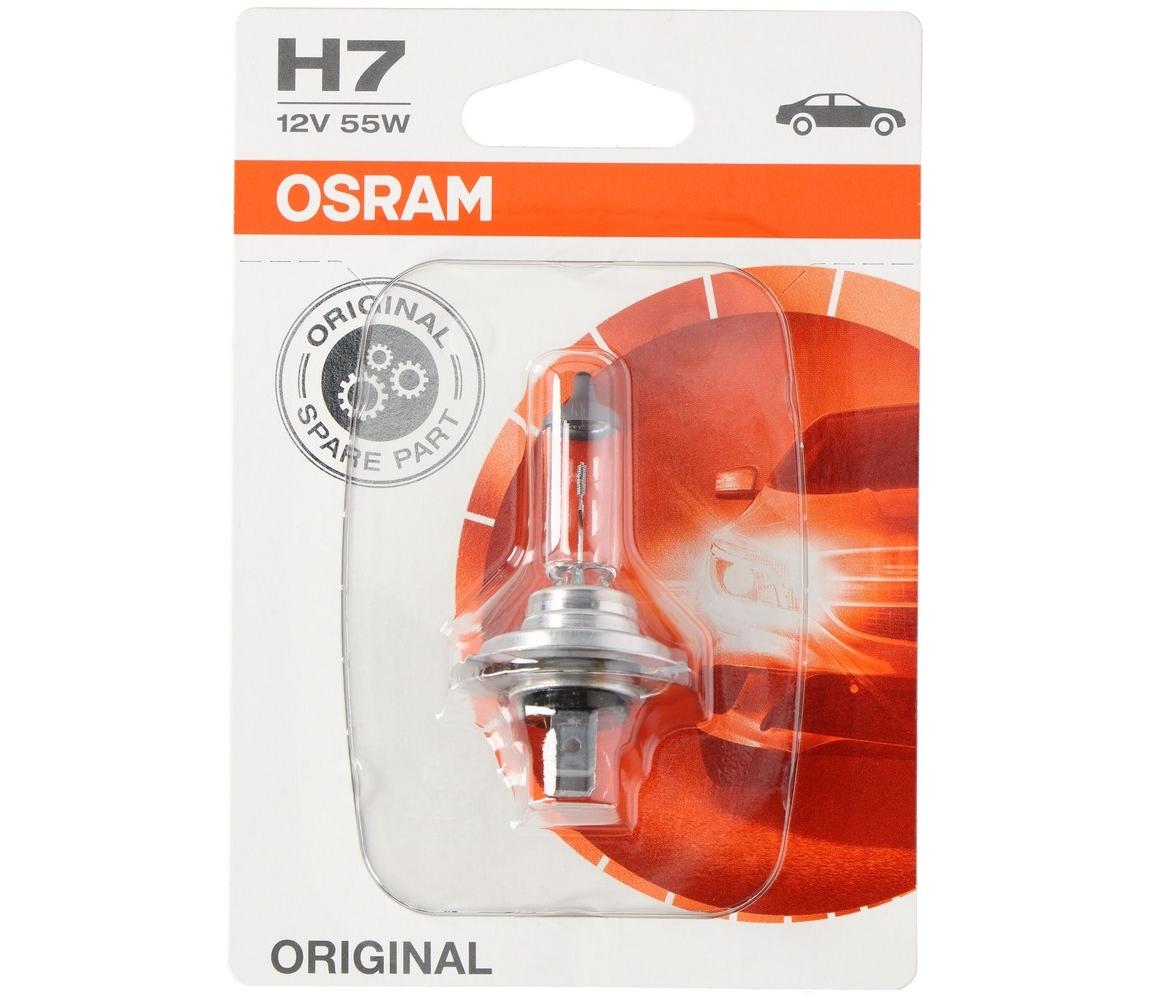 Osram Autožárovka H7 PX26d/55W/12V