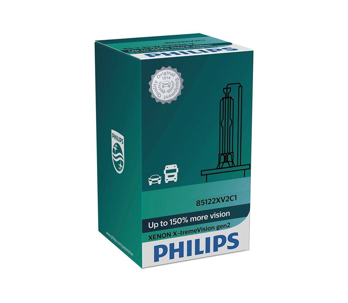 Philips XENON X-TREMEVISION D1S PK32d-2 35W 85V