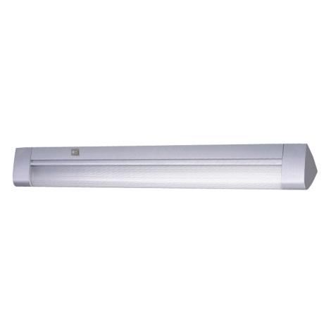 AXEDO  nástěnné svítidlo 1xT5/8W  stříbrná