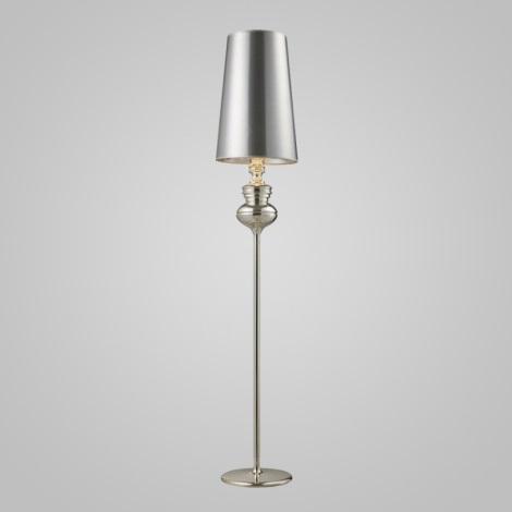 Azzardo AZ0309 - Stojací lampa BAROCO 1xE27/15W/230V