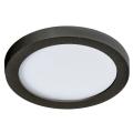 Azzardo AZ2835 - LED Koupelnové podhledové svítidlo SLIM 1xLED/6W/230V IP44