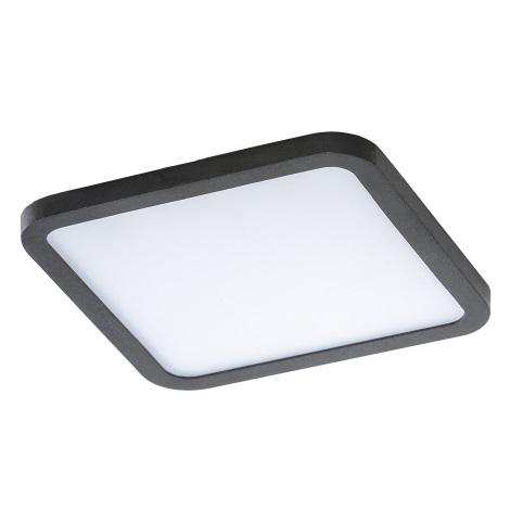 Azzardo AZ2836 - LED Koupelnové podhledové svítidlo SLIM 1xLED/12W/230V IP44