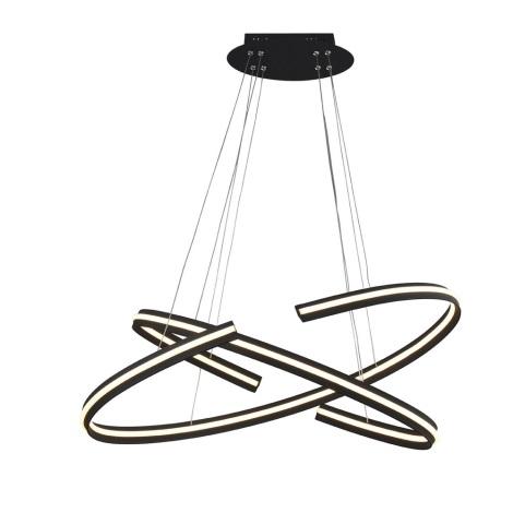 Azzardo AZ3355 - LED Stmívatelný lustr na lanku ALESSIA LED/60W/230V