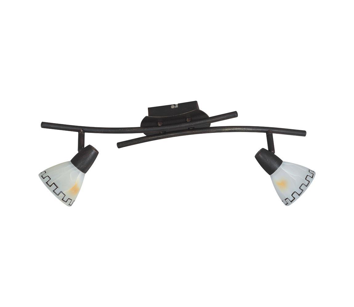 Prezent Bodové svítidlo AZTEC 2xE14/40W/230V