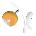 Bodové svítidlo MORRIS 1xE27/60W/230V oranžová